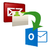 Zimbra export contacts to Outlook